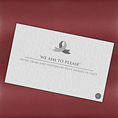 We Aim to Please - Music From and Inspired by Fifty Shades of Grey by Various Artists