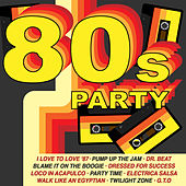 Play & Download 80's Party by Various Artists | Napster