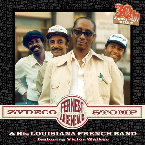 Play & Download Zydeco Stomp (2012 Remix) by Fernest Arceneaux | Napster