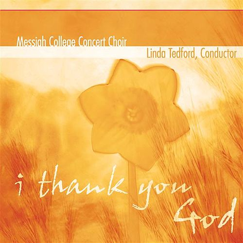 i thank you God by Various Artists