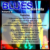 Blues Greats, Vol. 2 by Various Artists
