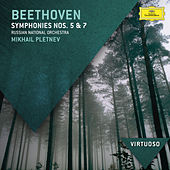 Play & Download Beethoven: Symphony Nos. 5 & 7 by Russian National Orchestra | Napster