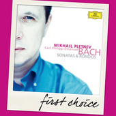 Play & Download Bach, C.P.E.: Sonatas & Rondos by Mikhail Pletnev | Napster