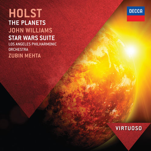 Play & Download Holst: The Planets / John Williams: Star Wars Suite by Various Artists | Napster