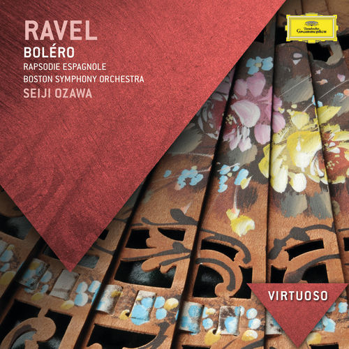 Ravel: Boléro; Rapsodie Espagnole by Various Artists