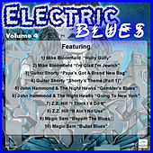 Play & Download Electric Blues, Vol. 4 by Various Artists | Napster