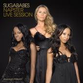 NapsterLive Sessions de Sugababes