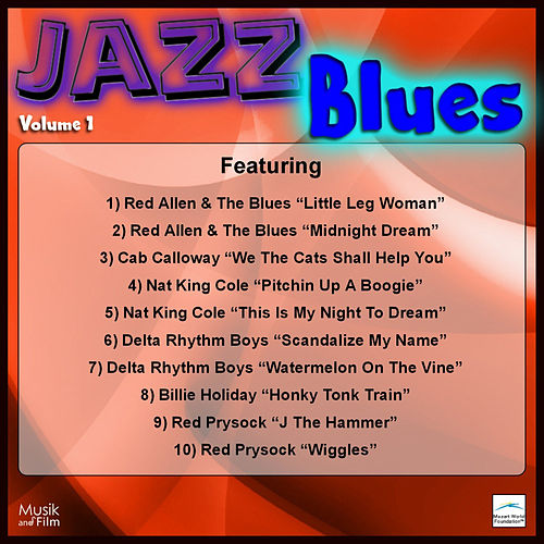 Jazz Blues, Vol. 4 by Various Artists