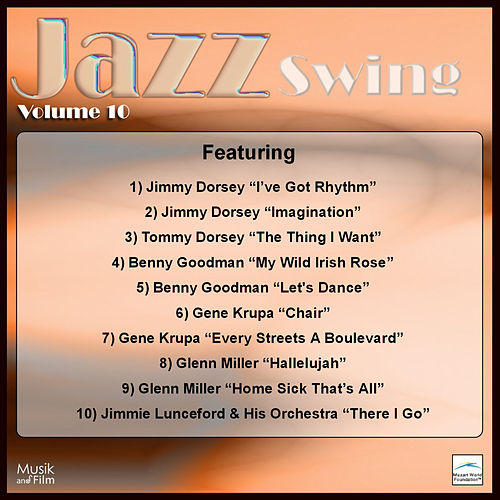 Play & Download Jazz Swing, Vol. 10 by Various Artists | Napster