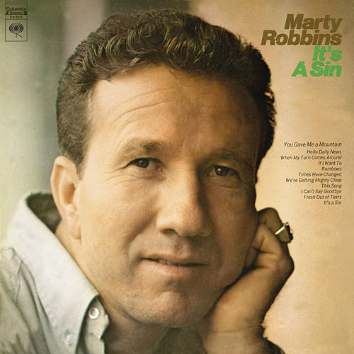 Play & Download It's A Sin by Marty Robbins | Napster