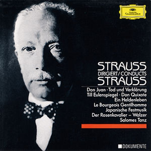 Play & Download Richard Strauss Dirigiert Richard Strauss by Various Artists | Napster
