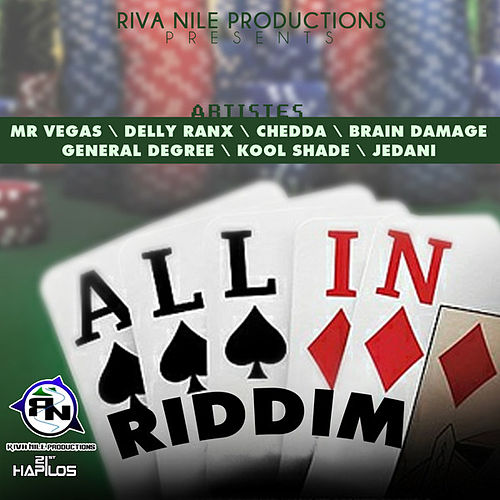 Play & Download All in Riddim by Various Artists | Napster