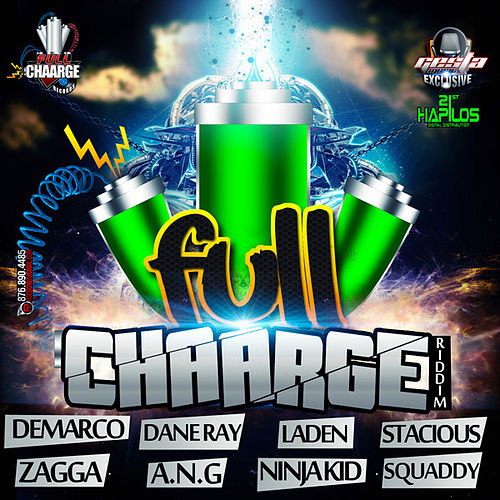 Full Charge Riddim by Various Artists