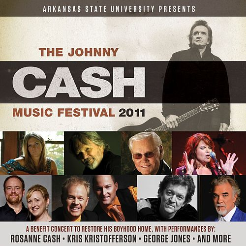 Play & Download The Johnny Cash Music Festival 2011 by Various Artists | Napster