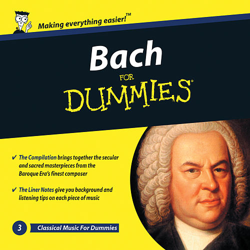 Play & Download Bach for Dummies by Various Artists | Napster