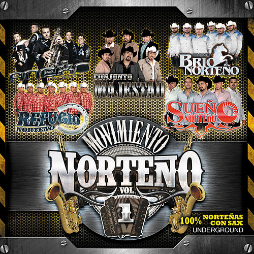 Play & Download Movimiento Norteño Vol. 1 by Various Artists | Napster