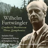 Play & Download Furtwangler: 3 Symphonies by Beethoven by Various Artists | Napster