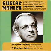 Play & Download Mahler: Symphony No. 10 - Symphony No. 3 (1952) by Various Artists | Napster