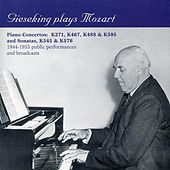 Play & Download Gieseking plays Mozart (1944-1955) by Walter Gieseking | Napster