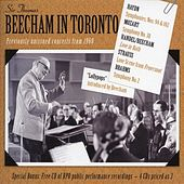 Play & Download Beecham in Toronto - (Previously Unissued Concerts from 1960) by Various Artists | Napster