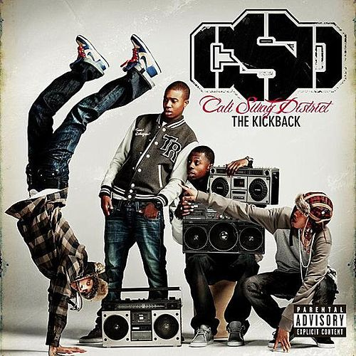 The Kickback by Cali Swag District