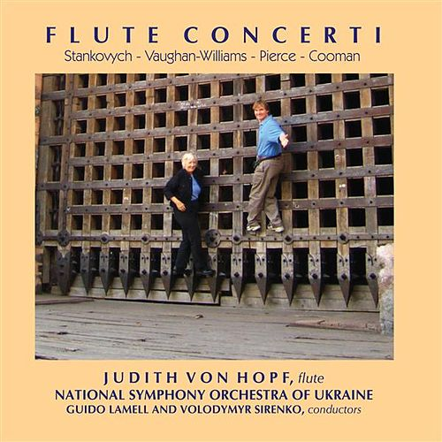 Play & Download Flute Concerti by Judith von Hopf | Napster