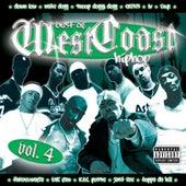 Best Of Westcoast Hip Hop Vol. 4 von Various Artists