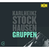 Play & Download Kurtág: Grabstein für Stephan, Op. 15; Stele, Op. 33 / Stockhausen: Gruppen by Berliner Philharmoniker | Napster