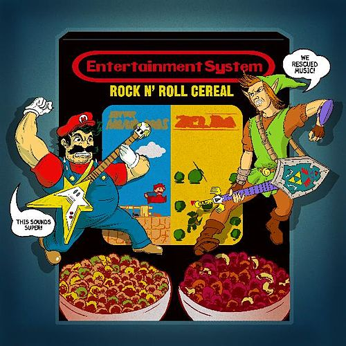 Play & Download Rock n' Roll Cereal by Entertainment System | Napster