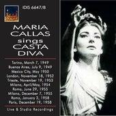 Play & Download Maria Callas Sings Casta Diva by Maria Callas | Napster
