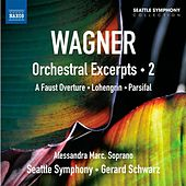 Play & Download Wagner: Orchestral Excerpts, Vol. 2 by Various Artists | Napster