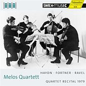 Play & Download Melos Quartett: Quartet Recital 1979 by Melos Quartet | Napster