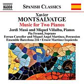 Montsalvatge: Piano Music, Vol. 3: Music for 2 Pianos by Various Artists
