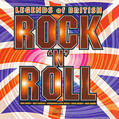 Play & Download Legends of British Rock 'N' Roll by Various Artists | Napster