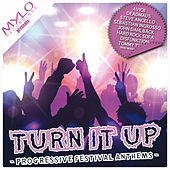 Turn It Up - Progressive Festival Anthems by Various Artists