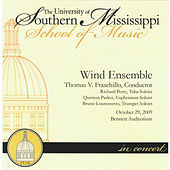 Play & Download The University of Southern Mississippi Wind Ensemble - 10-29-09 by The University of Southern Mississippi Wind Ensemble | Napster