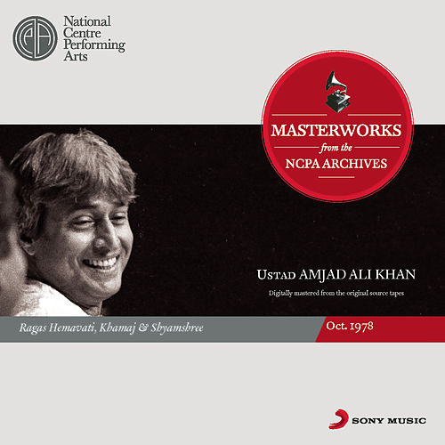 From the NCPA Archives - Amjad Ali Khan by Amjad Ali Khan