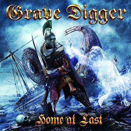 Home At Last EP by Grave Digger