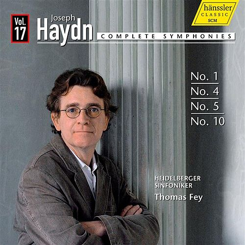 Play & Download Haydn: Complete Symphonies, Vol. 17 by The Heidelberg Symphony Orchestra | Napster