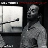 Swings Schubert Alley von Mel Tormè