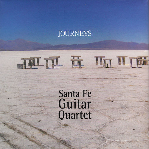 Play & Download Journeys by Santa Fe Guitar Quartet | Napster