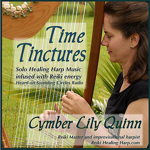 Time Tinctures by Cymber Lily Quinn