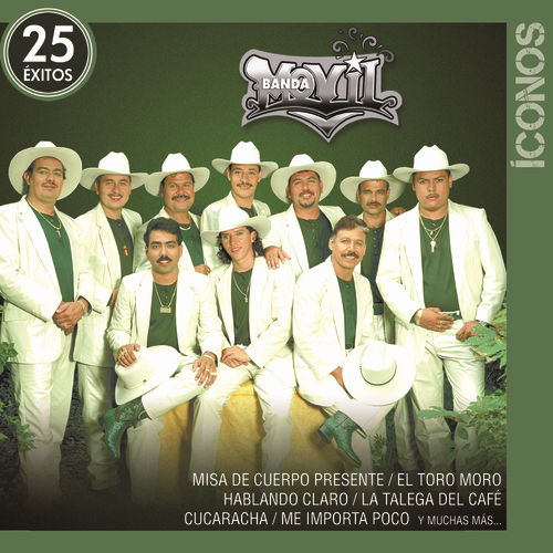 Play & Download Íconos 25 Éxitos by Banda Movil | Napster