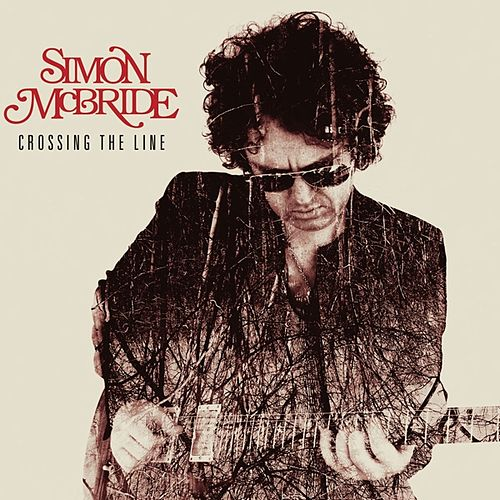 Play & Download Crossing the Line by Simon McBride | Napster