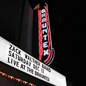 Play & Download Live at the Brauntex by Zack Walther Band | Napster