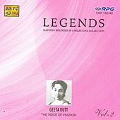 Play & Download Legends Geeta Dutt Vol 2 by Various Artists | Napster