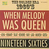Play & Download When Melody Was Queen The Golden Era 60s by Various Artists | Napster