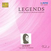 Play & Download Legends Geeta Dutt Vol 3 by Various Artists | Napster