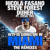 Play & Download Wtf Is Going On In Miami (The Remixes) by Nicola Fasano | Napster
