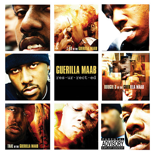 Play & Download Guerilla Maab Resurrected by Guerilla Maab | Napster